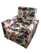 Fiksna fotelja, izrada po meri. Cena:  17.000,00
