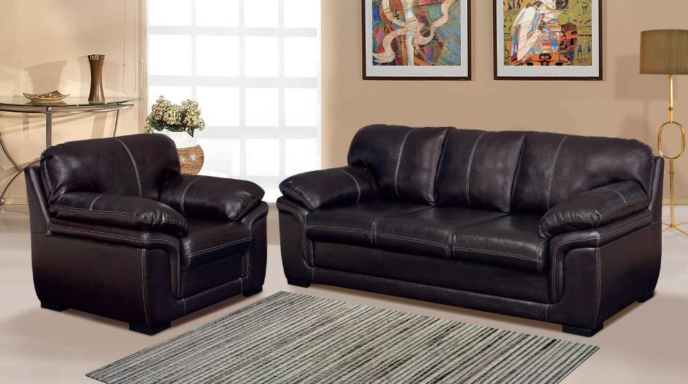 Garnitura Delgado ( Trosed, dvosed i fotelja). Trosed je na razvlačenje.  Dim.troseda:  210x90cm, dim.dvoseda: 165x90cm, dim.fotelje: 110x90cm. Cena troseda: 47.200,00 - 49.900,00, cena dvoseda: 37.700,00 - 39.700,00, cena fotelje: 20.650,00 - 21.600,00. Cene se razlikuju u zavosnosti od izbora mebl štofa i eko kože.