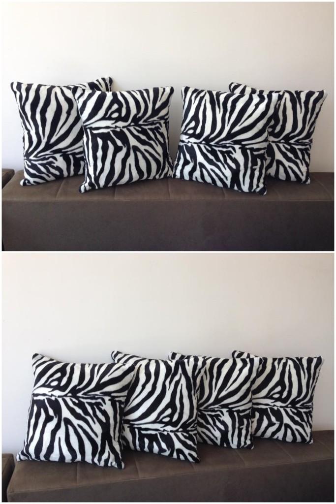 Novo! Dekorativni jastuci.    Dimenzije 40x40cm.    Punjeni pahuljama sundjera.      Materijal mek, plišan. .  Svaka navlaka ima rajsferslus tako da moze da se skida i pere.      Veoma kvalitetni i jaki materijali koji se koriste za tapaciranje nameštaja.     Cena jednog jastuka je 400 dinara.